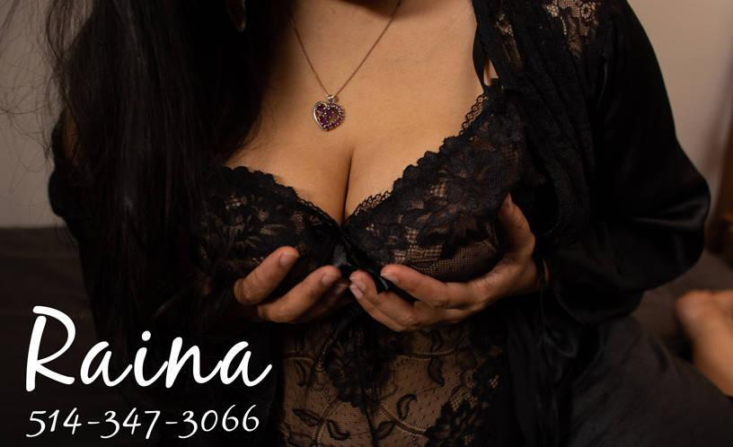 Raina. Best. Massage. Ever. - Curvalicious Indian WOMAN